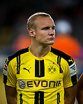 Borussia Dortmund midfielder Sebastian Rode during the match against Manchester City FC during their 2016 International Champions Cup China match at the Shenzhen Stadium on 28 July 2016 in Shenzhen, China. Photo by Marcio Machado / Power Sport Images