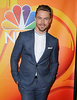 01 August  2017 - Studio City, California - Derek Hough.  2017 Summer TCA Tour - CBS Television Studios' Summer Soiree held at CBS Studios - Radford in Studio City. Photo Credit: Birdie Thompson/AdMedia