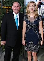 BEVERLY HILLS, CA, USA - NOVEMBER 19: James Dumont, Cathryn De Prume arrive at the Los Angeles Premiere Of Fox Searchlight Pictures' 'Wild' held at the AMPAS Samuel Goldwyn Theater on November 19, 2014 in Beverly Hills, California, United States. (Photo by Xavier Collin/Celebrity Monitor)