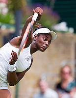 England, London, 23.06.2014. Tennis, Wimbledon, Sloane Stephens (USA)<br /> Photo:Tennisimages/Henk Koster