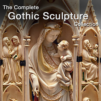 Pictures & images of museum Gothic Sculpture