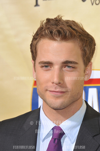 "Dustin Milligan at the Los Angeles premiere of his new movie ""Extract"" at the Arclight Theatre, Hollywood..August 24, 2009  Los Angeles, CA.Picture: Paul Smith / Featureflash"