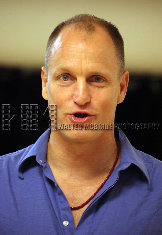 Woody Harrelson.attending the Meet & Greet for 'Bullet For Adolf' at the Snapple Rehearsal Studios in New York City on 6/26/2012 © Walter McBride / WM Photography / Retna Ltd.
