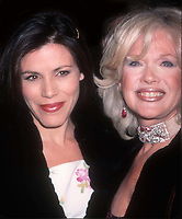 Connie Stevens and daughter Tricia Leigh Fisher 1999<br /> Photo By John Barrett/PHOTOlink