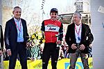 John Degenkolb (GER) Trek-Segafredo wins Stage 4 of the 2019 Tour de La Provence, running 173.3km from Avignon to Aix-en-Provence, France. 17th February 2019.<br /> Picture: SHIFT Active Media | Cyclefile<br /> <br /> <br /> All photos usage must carry mandatory copyright credit (&copy; Cyclefile | SHIFT Active Media)