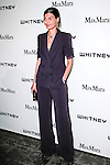 Giovanna Battaglia arrives at the annual Whitney Art Party hosted by the Whitney Contemporaries, and sponsored by Max Mara, at Skylight at Moynihan Station on May 1, 2013.