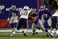 DT Markus Kuhn (Giants) gegen G Warren Jeremiah (Patriots)