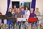 Cahersiveen Girl Amy Conway stars in a Radio 1 production that she wrote and plays the leading roll, the play was recorded in Cahersiveen on Wednesday last and will be broadcast on Radio 1 on September 12th on 'Drama on One', at 8pm, Amy pictured here 4th from right with the other cast members.