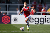 Leonie Maier of Arsenal during Arsenal Women vs West Ham United Women, Barclays FA Women's Super League Football at Meadow Park on 8th September 2019