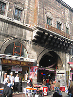 Entrance to Spice Market, Istanbul