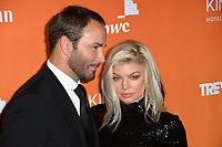 Fergie &amp; Tom Ford at the 2017 TrevorLIVE LA Gala at the beverly Hilton Hotel, Beverly Hills, USA 03 Dec. 2017<br /> Picture: Paul Smith/Featureflash/SilverHub 0208 004 5359 sales@silverhubmedia.com