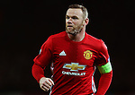 Wayne Rooney of Manchester United during the UEFA Europa League match at Old Trafford, Manchester. Picture date: November 24th 2016. Pic Matt McNulty/Sportimage