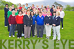Kerry lady captains and guests pictured as they took part in the Kerry Lady Captains invitation Day  in Beaufort Golf Club on Saturday.....PR SHOT...NO FEE ..................