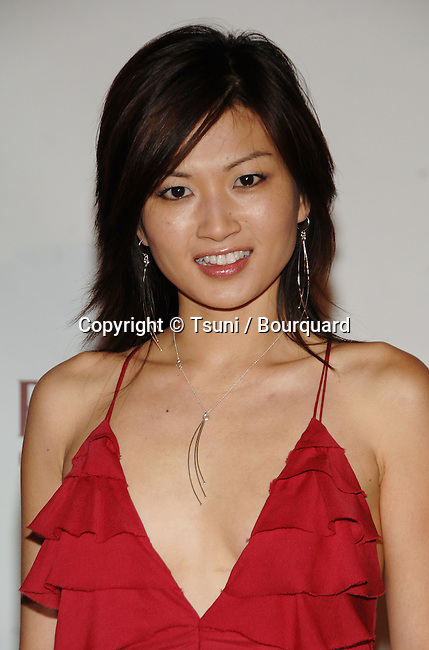 Michelle Krusiec arriving at the 2006 Asian Excellence Awards at the Wiltern Theatre In Los Angeles. January 19, 2006.