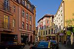 Ulica Józefa Piłsudskiego, Jelenia Góra, Polska<br /> Józef Piłsudski Street, Jelenia Góra, Poland