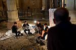 MITO per la citta, appuntamenti musicali itineranti per Settembre Musica. Les Hautbois nell'atrio di Palazzo Madama.