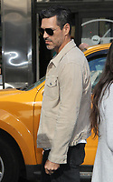 NEW YORK, NY - NOVEMBER 8: Eddie Cibrian Seen In New York City on November 8, 2018. Credit: RW/MediaPunch