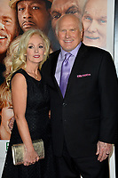 Terry Bradshaw &amp; Tammy Bradshaw at the world premiere of &quot;Father Figures&quot; at the TCL Chinese Theatre, Hollywood, USA 13 Dec. 2017<br /> Picture: Paul Smith/Featureflash/SilverHub 0208 004 5359 sales@silverhubmedia.com