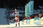 SPO - BIATHLON - WINTER UNIVERSIADE 2013 TRENTINO