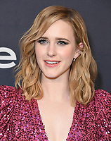 05 January 2020 - Beverly Hills, California - Rachel Brosnahan. 21st Annual InStyle and Warner Bros. Golden Globes After Party held at Beverly Hilton Hotel. Photo Credit: Birdie Thompson/AdMedia