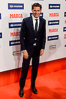 Fernando Hierro attends to the photocell of the Marca Awards 2015-2016 at Florida Park in Madrid. November 07, 2016. (ALTERPHOTOS/Borja B.Hojas) ///NORTEPHOTO.COM