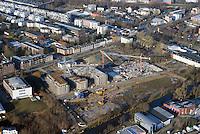 Glasblaeserhoefe: EUROPA, DEUTSCHLAND, HAMBURG, (EUROPE, GERMANY), 28.12.2014: Bergedorf, Glasblaeserhoefe,