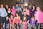 Rhea O'Connor Killorglin seated centre celebrates her 18th birthday with her family and friends in the Soda club Killorglin on Friday night