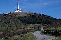 Europe/France/Rhône-Alpes/42/Loire/Massif du Pilat : Col de l'Ocillon