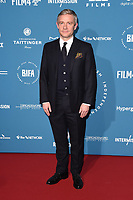 LONDON, UK. December 02, 2018: Martin Freeman at the British Independent Film Awards 2018 at Old Billingsgate, London.<br /> Picture: Steve Vas/Featureflash