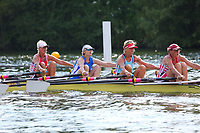 Race: 338  W.MasF.4x-  Final<br /> 345  Walbrook RC/Tideway Scullers School Composite<br /> 346  Barnes Bridge Ladies RC/De Hoop Composite<br /> <br /> Henley Masters Regatta 2018 - Saturday<br /> <br /> To purchase this photo, or to see pricing information for Prints and Downloads, click the blue 'Add to Cart' button at the top-right of the page.