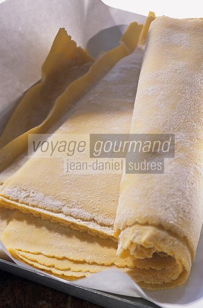 """Europe/Italie/Emilie-Romagne/Bologne : Pate de lasagne chez """"Atti"""""""