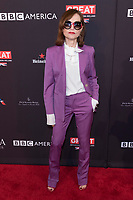 Isabelle Huppert attends the BAFTA Los Angeles Awards Season Tea Party at Hotel Four Seasons in Beverly Hills, California, USA, on 06 January 2018. Photo: Hubert Boesl - NO WIRE SERVICE - Photo: Hubert Boesl/dpa /MediaPunch ***FOR USA ONLY***