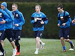 Shane Ferguson on loan from Newcastle