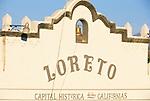 Mexico, Baja California Sur, Loreto, City Hall