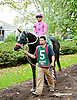 Revocation before The Barbaro Stakes at Delaware Park on 10/9/13