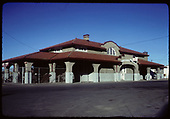 D&amp;RGW Montrose depot after conveersion to museum.<br /> D&amp;RGW  Montrose, CO