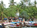Island resort, Thailand