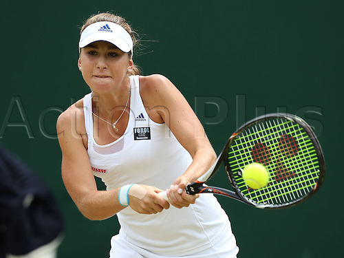 03 07 2013  Wimbledon Championships 2013 AELTC London ITF Grand Slam Tennis Tournament Juniors Competition Belinda Bencic SUI