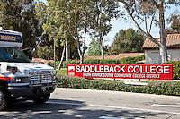 Saddleback College South Orange County Community College