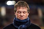 Nederland, Eindhoven,16 maart  2013.Eredivisie .Seizoen 2012-2013.PSV-RKC Waalwijk.Erwin Koeman, trainer-coach van RKC Waalwijk