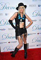 """Kate Crash at the premiere for """"Damsel"""" at the Arclight Hollywood, Los Angeles, USA 13 June 2018<br /> Picture: Paul Smith/Featureflash/SilverHub 0208 004 5359 sales@silverhubmedia.com"""