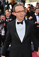 Roberto Benigni at the closing gala screening for &quot;The Man Who Killed Don Quixote&quot; at the 71st Festival de Cannes, Cannes, France 19 May 2018<br /> Picture: Paul Smith/Featureflash/SilverHub 0208 004 5359 sales@silverhubmedia.com