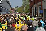 Ipswich Town 3 Norwich City 2, 19/04/2009. Portman Road, Ipswich. Championship. Photo by Simon Gill.