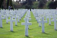- Normandy, sites of allied landing of June 1944, US military cemetery of Colleville S.Mer ....- Normandia, i luoghi degli sbarchi alleati del giugno 1944, cimitero militare USA di Colleville S.Mer