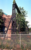 Pullman: Industrial Ruin. Photo '77.