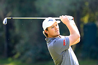 Eddie Pepperell (ENG) in action during the third round of the Turkish Airlines Open, Montgomerie Maxx Royal Golf Club, Belek, Turkey. 09/11/2019<br /> Picture: Golffile | Phil INGLIS<br /> <br /> <br /> All photo usage must carry mandatory copyright credit (© Golffile | Phil INGLIS)