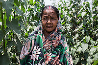 "Chhutney Mahato, 52 years old, lives in Birbans, Jharkhand State. In 1995, she was accused of witchcraft by her in-law family, after five people in the village of Mahatandi had died in mysterious circumstances. Beaten several times by the villages, she lost all her front teeth and was forced to live under a tree for more than three months. ""They used to forced me to eat excrements"", she says, her voice broken by tears."