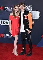 11 March 2018 - Inglewood, California - Lauren Orlando, Johnny Orlando. 2018 iHeart Radio Awards held at The Forum. <br /> CAP/ADM/BT<br /> &copy;BT/ADM/Capital Pictures