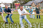 Tug of War at the Fenit Seabreeze Festival on Sunday.