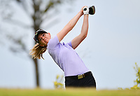 SINGAPORE - FEBRUARY 01: Amy Olson of USA on the 6th tee during the second round of the HSBC Women's World Championship 2019 at Sentosa Golf Club - Tanjong Course, Singapore on March 01, 2019.<br /> .<br /> .<br /> .<br /> (Photo by: Naratip Golf Srisupab/SEALs Sports Images)<br /> .<br /> Any image use must include a mandatory credit line adjacent to the content which should read: Naratip Golf Srisupab/SEALs Sports Images